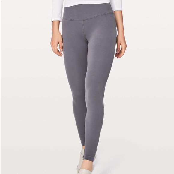 f903a827f lululemon athletica Pants - Align pant II Size 6 Dark Shadow